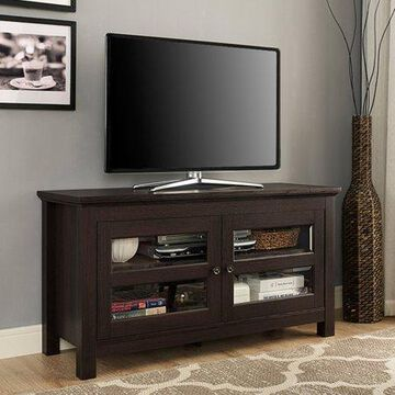 Walker Edison Wood TV Stand for TV's up to 48