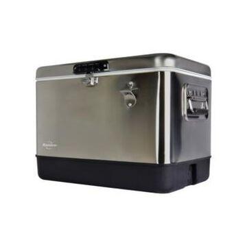Koolatron Ice Chest Beverage Cooler with Bottle Opener, 51 L