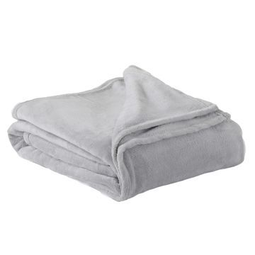 Home Fashion Designs Oversize Ultra Plush Solid Throw Blanket