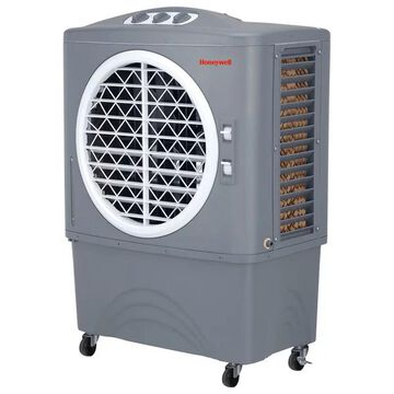 1062 CFM Indoor/Outdoor Evaporative Air/Swamp Cooler w/ Controls, Gray