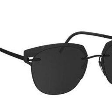 Silhouette 8702 Polarized 9040 56 New Men Sunglasses