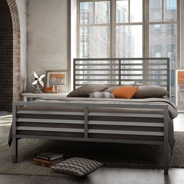 Amisco Theodore Metal Bed
