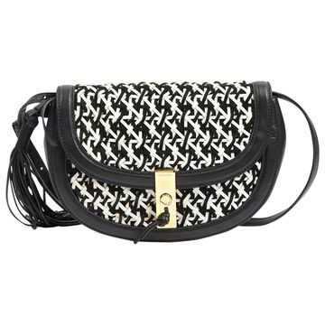 Altuzarra Black Leather Handbags
