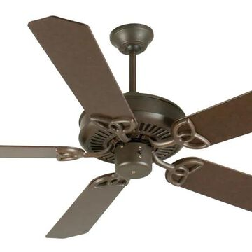 """Craftmade 52"""" CXL Ceiling Fan Kit in Aged Bronze Textured"""