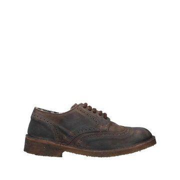 WEG Lace-up shoe