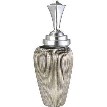 Ore International Inc. Silver Urn