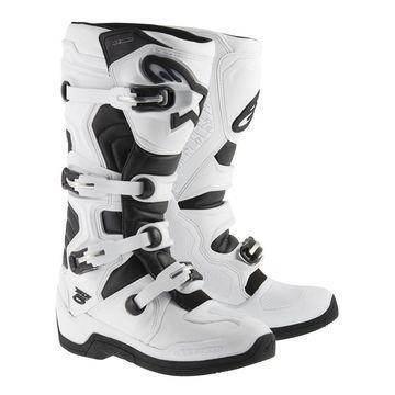 Alpinestars Tech 5 Boot - White Black - 6