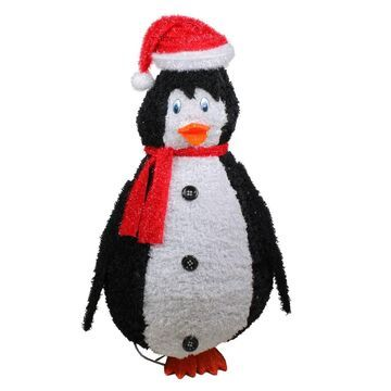 Sterling 48in. Penguin Christmas Outdoor Decoration