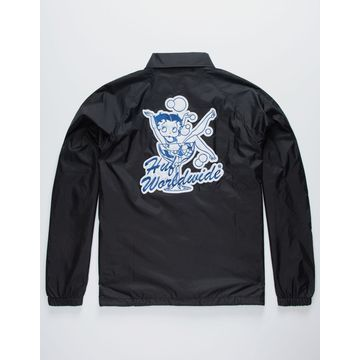 x Betty Boop Boop Martini Mens Coaches Jacket