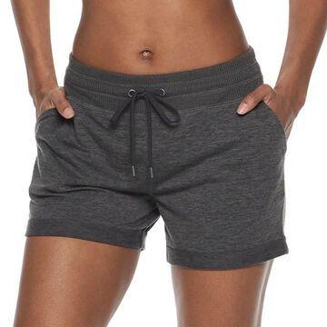 Women's Tek Gear Drawstring Midrise Shorts