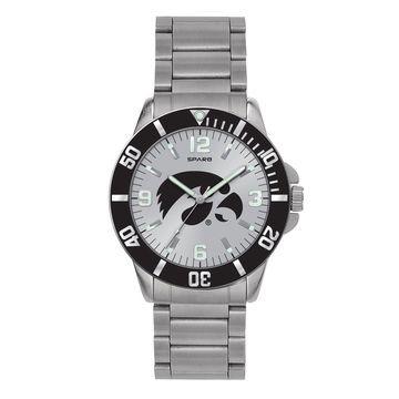 Men's Sparo Iowa Hawkeyes Key Watch