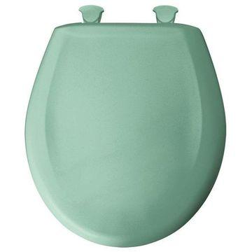 Bemis, Toilet Seat, Ming Green, 3
