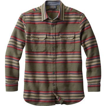Pendleton Blanket Stripe Overshirt - Men's