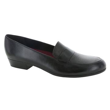Munro Womens Kiera Almond Toe Loafers