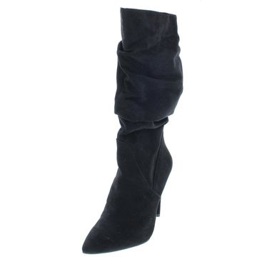Jessica Simpson Womens Lyndy Dress Boots Solid