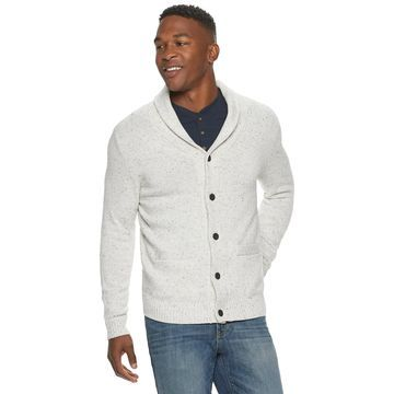 Men's SONOMA Goods for Life Supersoft Cardigan Sweater
