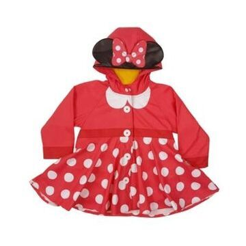Western Chief Little and Big Girl's Minnie Mouse Rain Coat