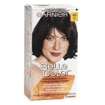 Garnier Belle Color ColorEase Creme, Brown 40