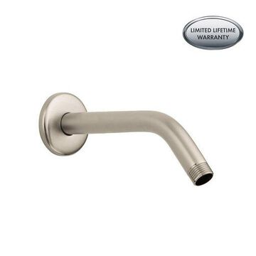 ''Hansgrohe 04186823 Standard Showeram, 9-Inch, Brushed Nickel''