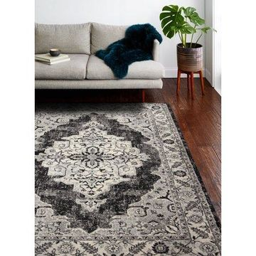 Bashian Zain Transitional Geometric Area Rug