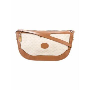 Vintage Microguccissima Crossbody Bag Gold