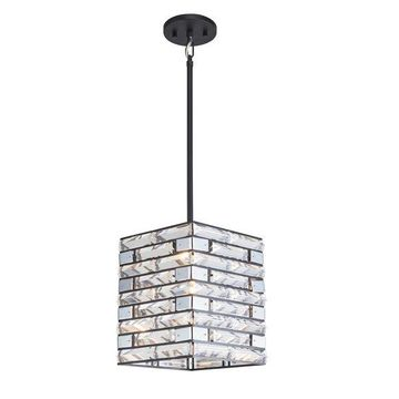 Woodbridge Lighting Shimmer Mini-pendant