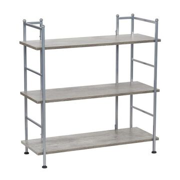 Household Essentials Wide 3-Shelf Storage Rack