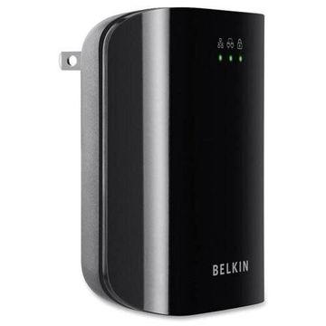 Belkin 200 Mbps Powerline Internet Adapter