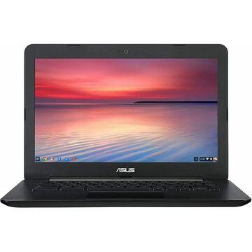 ASUS Chromebook C300MA 13.3 Inch Intel Celeron 2.16GHz - 2GB Ram - 16GB SSD - BK (Black)