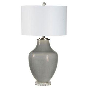 Ren-Wil Table Lamp in Grey