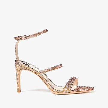Sophia Webster Rosalind Mid Sandal (Rose Gold/Pink) Women's Shoes