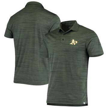 Oakland Athletics Levelwear Sway Polo Green