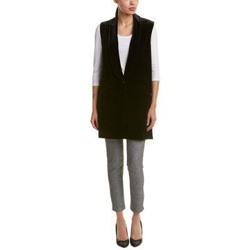 Joan Vass Womens Vest