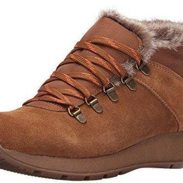 BareTraps Women's Bt Grazi Snow Boot, Whiskey, 8 M US