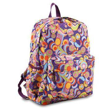 J World Oz Campus Backpack, Funky