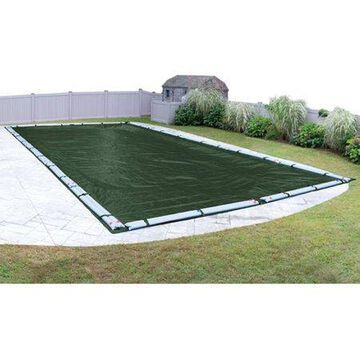 Robelle 10-Year Dura-Guard Rectangular Winter Pool Cover, 18 x 40 ft. Pool