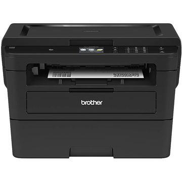 Brother Wireless Monochrome Laser Printer, Copier, Scanner, HL-L2395DW