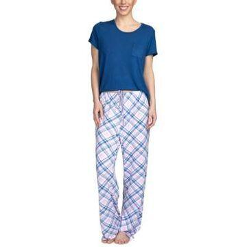 Muk Luks Women's 2pc Pajama Set
