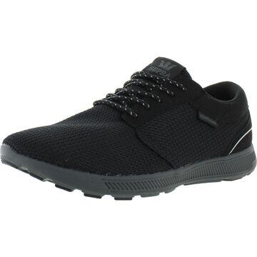 Supra Mens Hammer Run Breathable Low Top Running Shoes