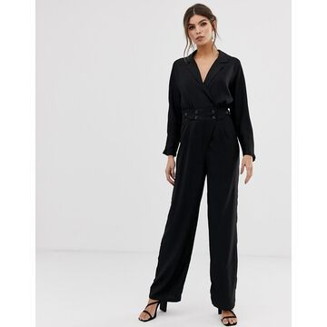 Y.A.S jumpsuit with button waist