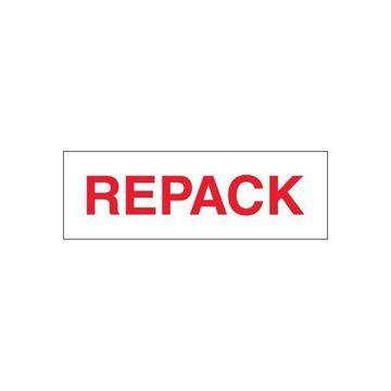 Tape Logic Pre-Printed Sealing Tape Repack 2x110 yds. 36/CS