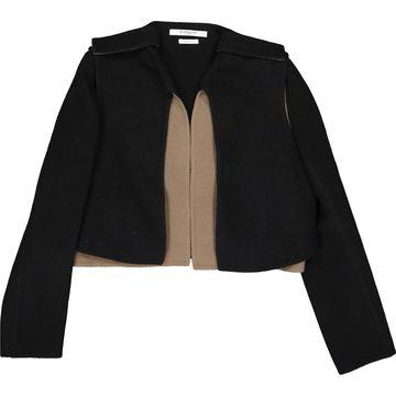 Givenchy Black Wool Jackets