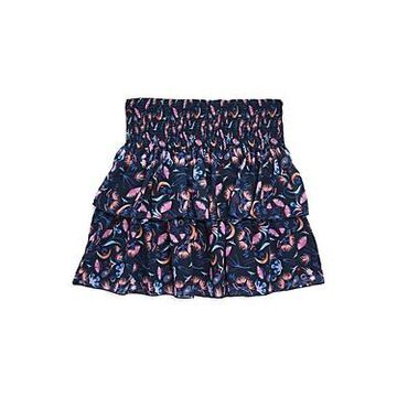 Chloe Girls' Tiered Floral Print Skirt - Little Kid, Big Kid