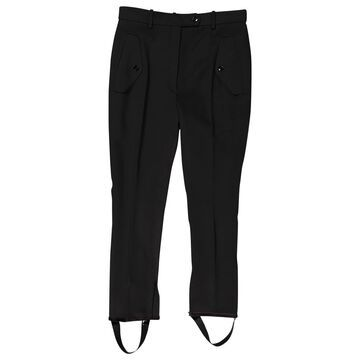 Nina Ricci Black Wool Trousers