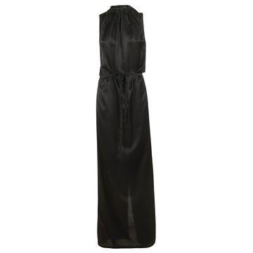 Ann Demeulemeester Long Sleeveless Dress