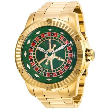 Invicta Men's Specialty 28710 Gold Watch