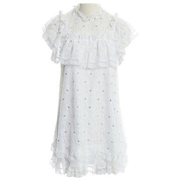 Manoush White Polyester Dresses