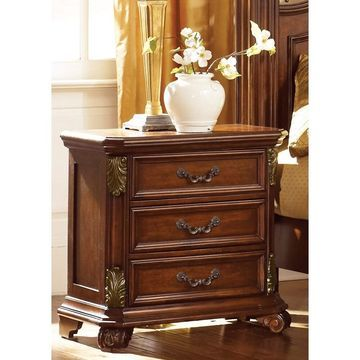 Messina Estates 3-drawer Nightstand