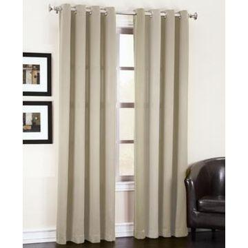 "Sun Zero Grant 54"" x 108"" Grommet Top Curtain Panel"