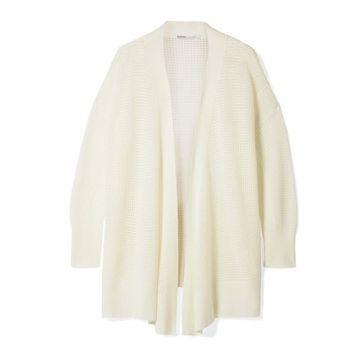 Agnona - Cashmere Cardigan - White